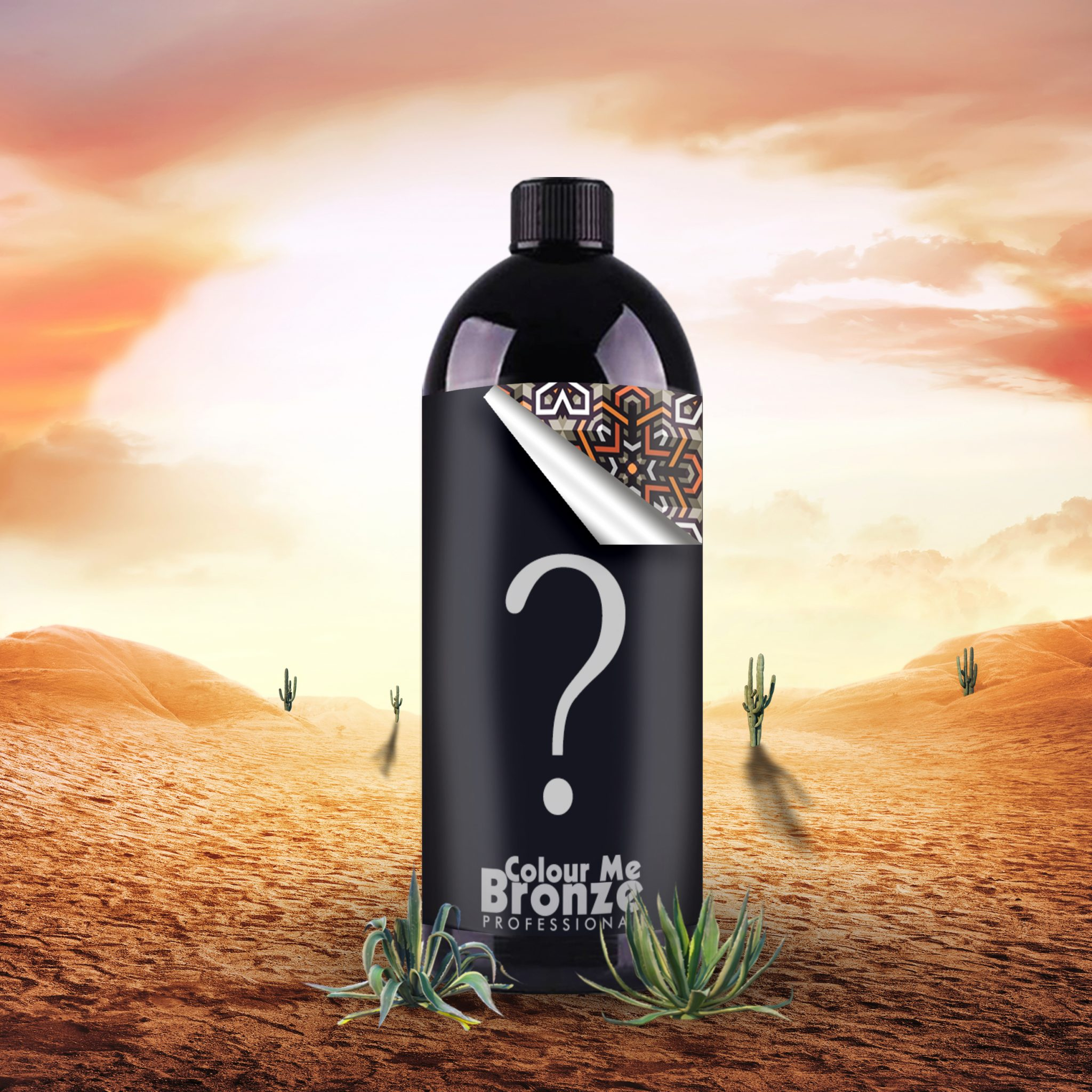 """Colour Me Bronze Professional """"World First"""" spray tan solution"""