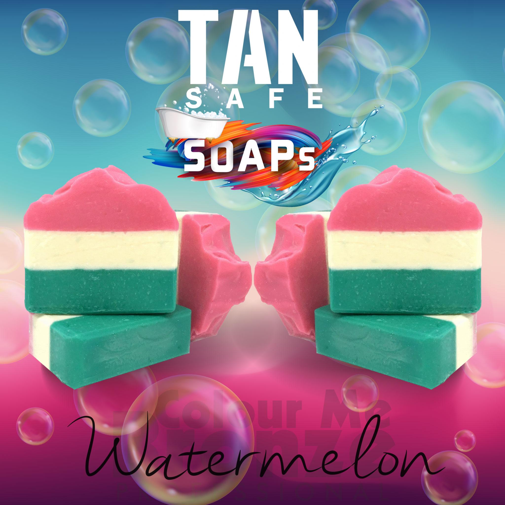 Colour Me Bronze Professional TANsafe Soap - Watermelon